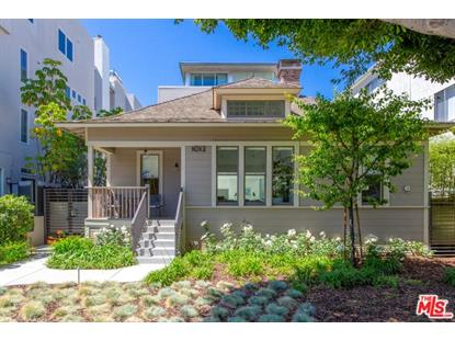 1012 2ND Street Santa Monica, CA MLS# 19477156