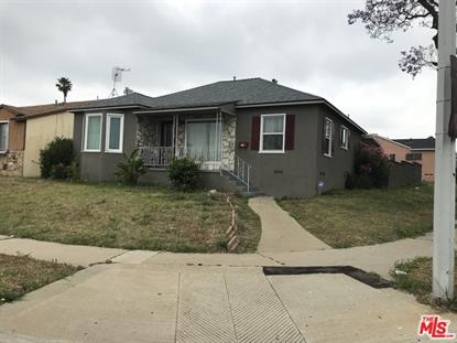 2035 W 111TH Street Los Angeles, CA MLS# 19477410