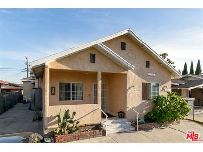 1308 W 53RD Street Los Angeles, CA MLS# 19480586