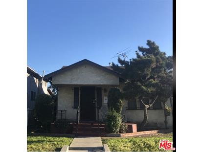 1324 W 73RD Street Los Angeles, CA MLS# 19480682