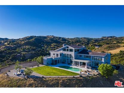 1836 ARTEIQUE Road Topanga, CA MLS# 20590296