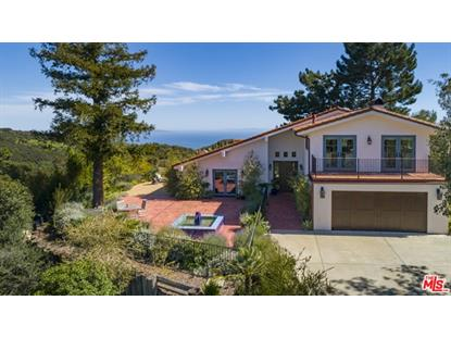 2326 Tuna Canyon Road Topanga, CA MLS# 20598046