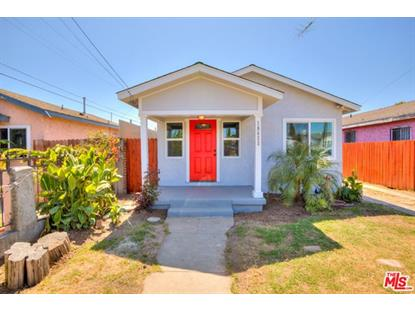 10623 S Freeman Avenue Inglewood, CA MLS# 20599864
