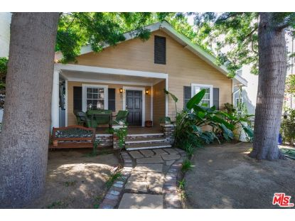 8970 Cynthia Street West Hollywood, CA MLS# 21679890