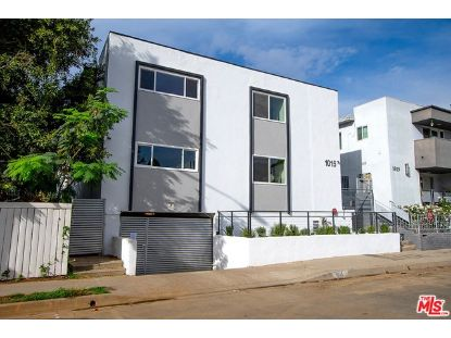 1015 N Vista Street West Hollywood, CA MLS# 21680412