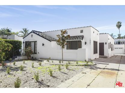 1005 N Harper Avenue West Hollywood, CA MLS# 21681012