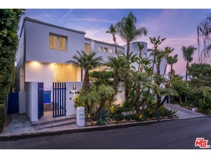 7759 Torreyson Drive West Hollywood, CA MLS# 21681646