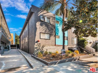 1036 N Genesee Avenue West Hollywood, CA MLS# 21682290
