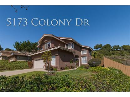 5173 Colony Drive, Camarillo, CA