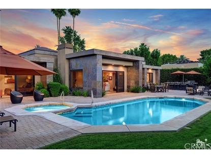 40405 Thunderbird Terrace Rancho Mirage, CA MLS# 218025456DA