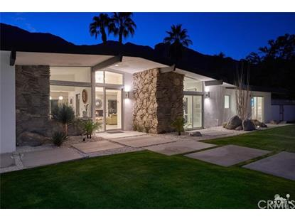 841 Rose Avenue Palm Springs, CA MLS# 219000833DA