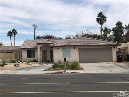 32720 Cathedral Canyon Drive Cathedral City, CA MLS# 219001961DA