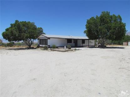 29151 Happy Valley Drive Desert Hot Springs, CA MLS# 219016327DA