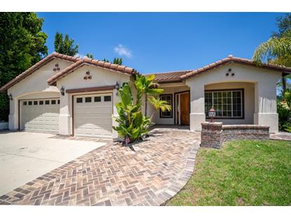 4565 Via Grande  Newbury Park, CA MLS# 220006790