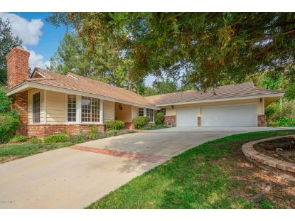 3997 Skelton Canyon Circle Thousand Oaks, CA MLS# 220009665