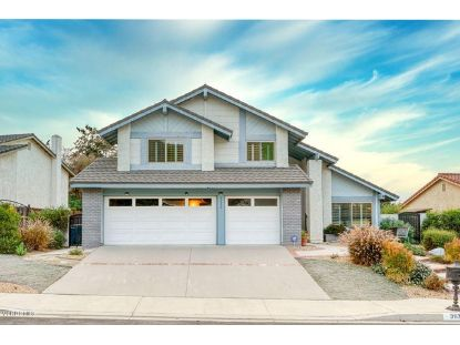 3632 Radcliffe Road Thousand Oaks, CA MLS# 220009785