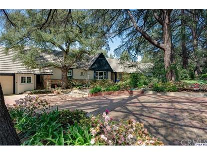 5165 Alta Canyada Road, La Canada Flintridge, CA