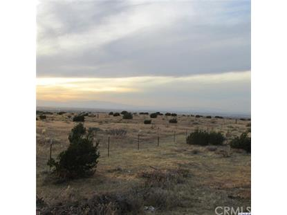 0 VAC/VIC BARREL SPRING/40TH STE  Palmdale, CA MLS# 319004090