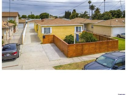 3425 W 113th Street Inglewood, CA MLS# 320002519
