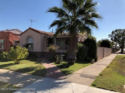 1456 W 88th Street Los Angeles, CA MLS# 818005582