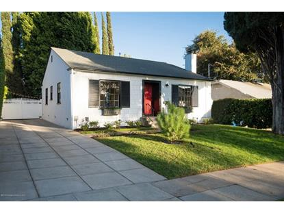 990 N Catalina Avenue Pasadena, CA MLS# 819000288