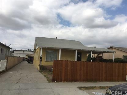 1111 W 93rd Street Los Angeles, CA MLS# CV17218840