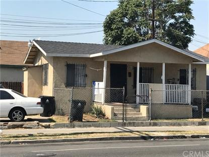 5003 Hooper Avenue Los Angeles, CA MLS# CV17223408