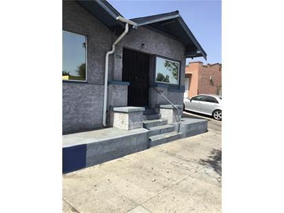 1227 W Florence Avenue Los Angeles, CA MLS# CV18219995