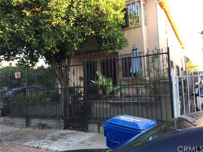 2842 Hyans Street Los Angeles, CA MLS# CV18234201