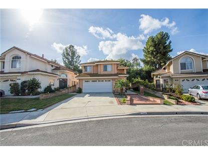 2269 Creekwood Lane Chino Hills, CA MLS# CV18284559