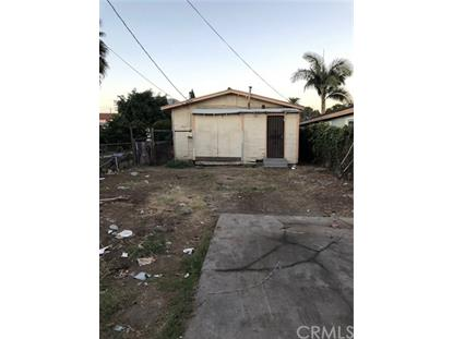 1732 W 59th Place Los Angeles, CA MLS# CV18286215