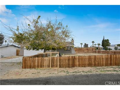 5587 Cahuilla Avenue 29 Palms, CA MLS# CV18289510