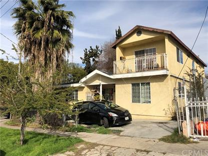 2501 Lancaster Avenue Los Angeles, CA MLS# CV19009803