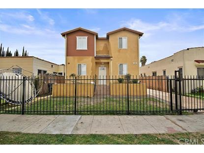 636 E 73rd Street Los Angeles, CA MLS# CV19015864