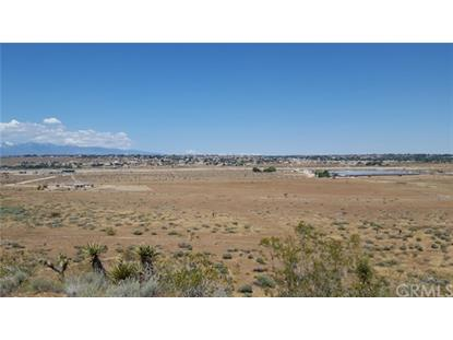 0 Juniper Drive Apple Valley, CA MLS# CV19120283