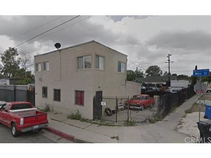 12601 S Main Street Los Angeles, CA MLS# DW18074072