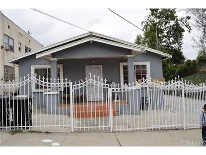 426 N Virgil Avenue Silver Lake, CA MLS# DW18121323