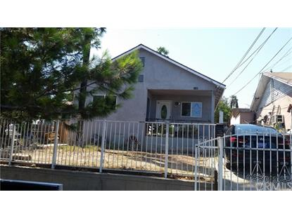 1149 Orme Avenue  Los Angeles, CA MLS# DW18197434