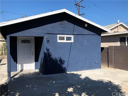 8407 Olympic Boulevard Los Angeles, CA MLS# DW18221146