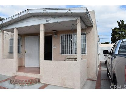 1147 W 99th Street Los Angeles, CA MLS# DW18247688