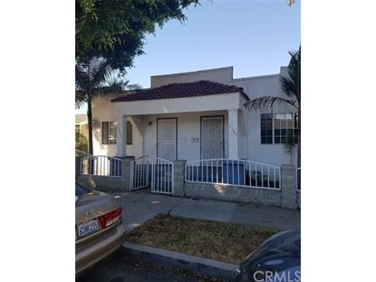 1145 Saint Louis Avenue Long Beach, CA MLS# DW18259619