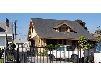 2815 4th ave.  Los Angeles, CA MLS# DW18277238