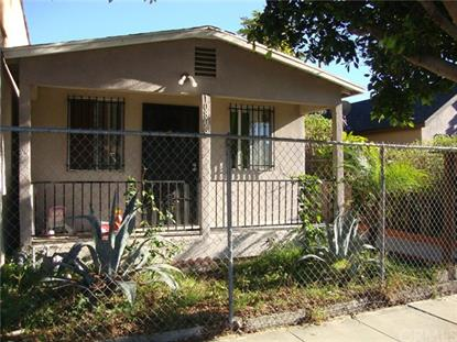10806 Juniper Street Los Angeles, CA MLS# DW18284856