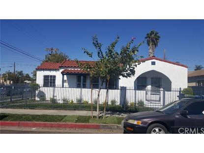 1261 W 67th Street Los Angeles, CA MLS# DW18289885