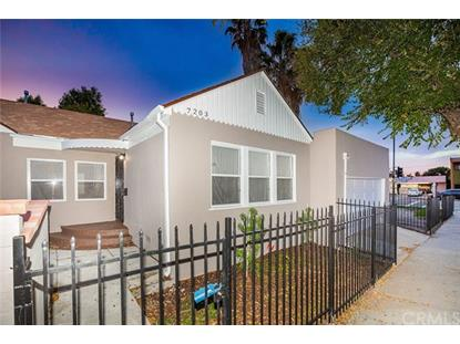 7203 5th Avenue Los Angeles, CA MLS# DW18290229