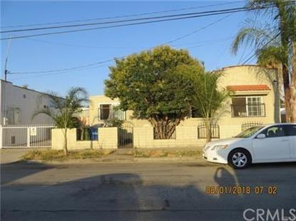 8310 Towne Avenue Los Angeles, CA MLS# DW18290438