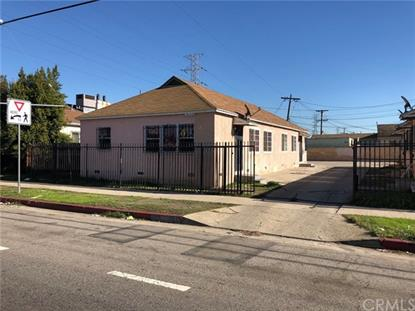 9814 S Hoover Street Los Angeles, CA MLS# DW18290525