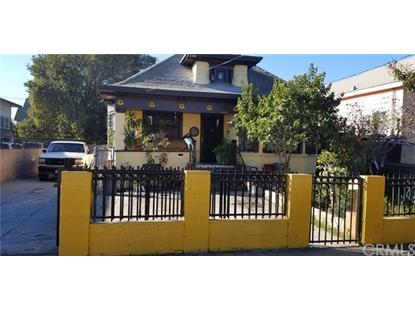130 E 29th Street E Los Angeles, CA MLS# DW18292164