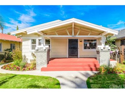 1421 W 55th Street Los Angeles, CA MLS# DW19012747
