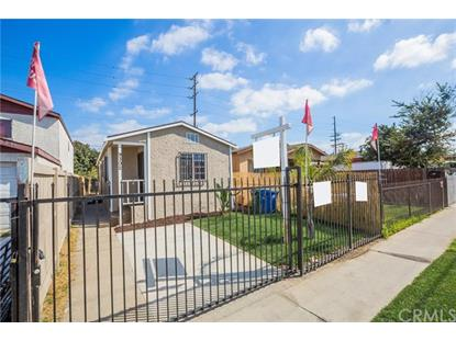 9302 Hooper Avenue Los Angeles, CA MLS# DW19012846